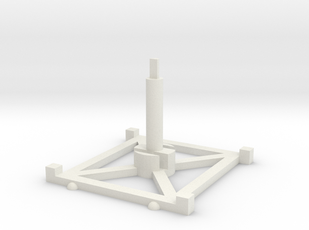 Stand x1 3.0 3d printed