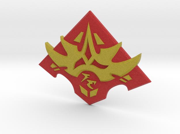 Klingon Imperial Guard 3d printed