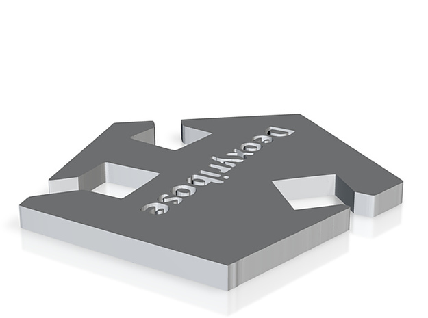 Deoxyribose 3d printed