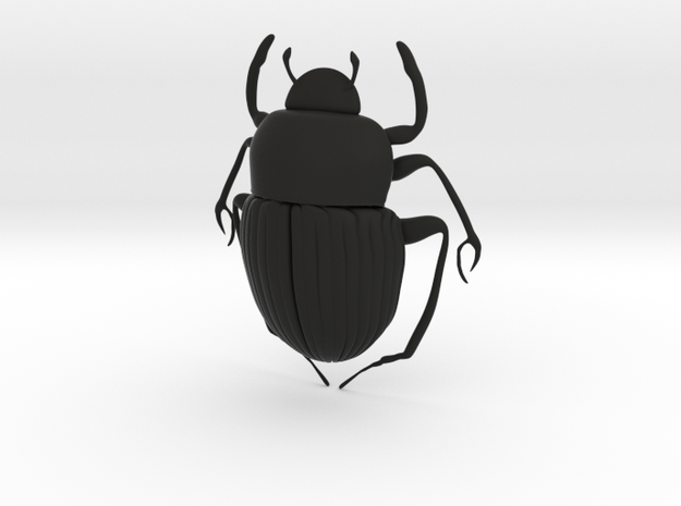 Small Scarab 3d printed