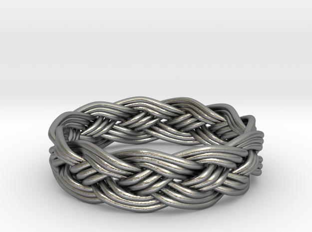 Turks Head Ring Knot