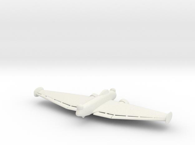 1/200 Kalinin K12 in White Natural Versatile Plastic