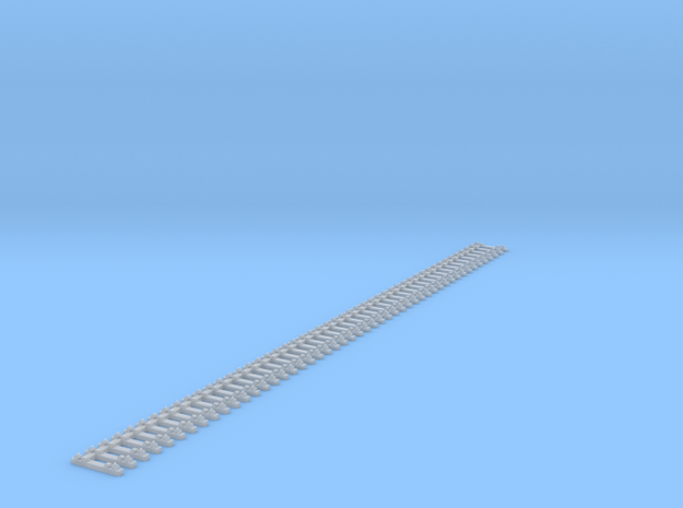 Schwellenjoch Nm 181 mm in Smooth Fine Detail Plastic