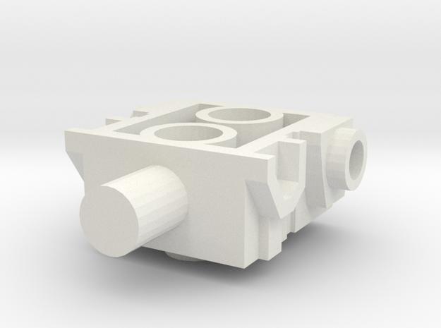 Quadrapedbodyv2 3d printed