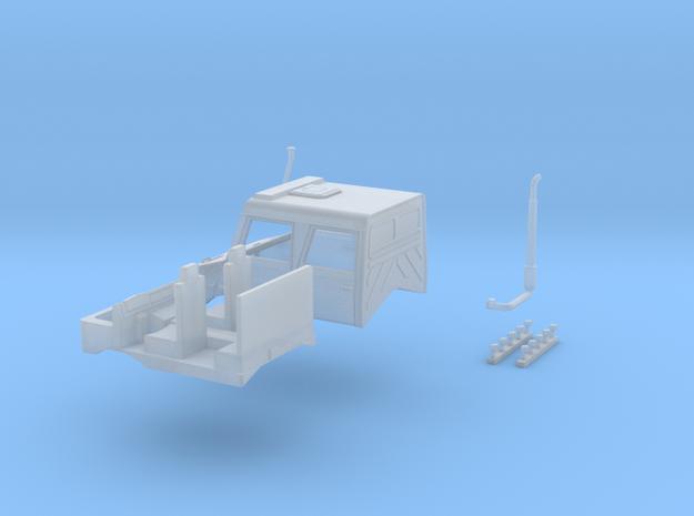 0005-KS-87_StLF10-6 -Fahrerhaus in Smooth Fine Detail Plastic