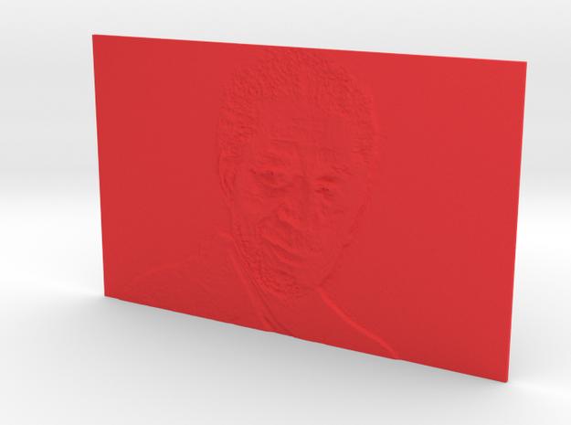 Morgan Freeman 3d printed