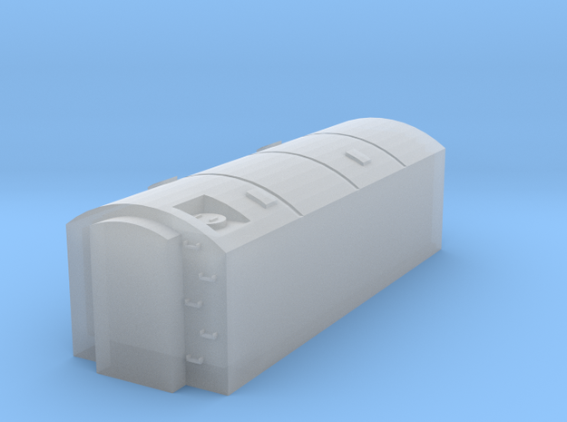 LNER Water Tender and Couplings in Smooth Fine Detail Plastic