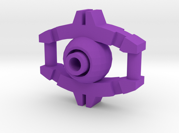Cyber-Macguffin 3d printed