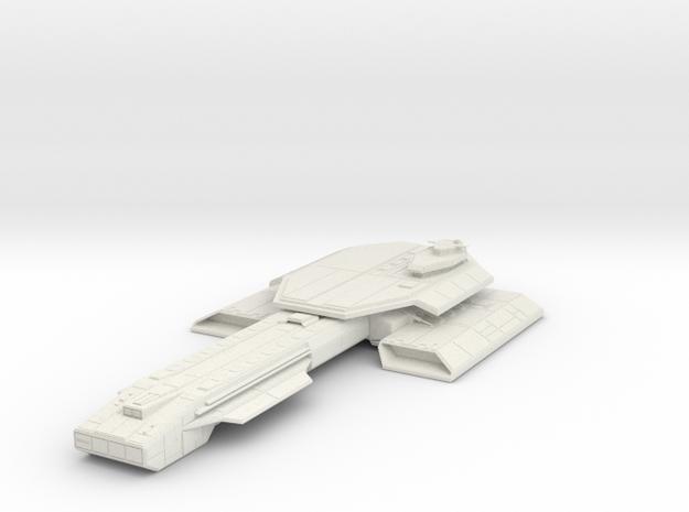 USAF Avatar in White Natural Versatile Plastic