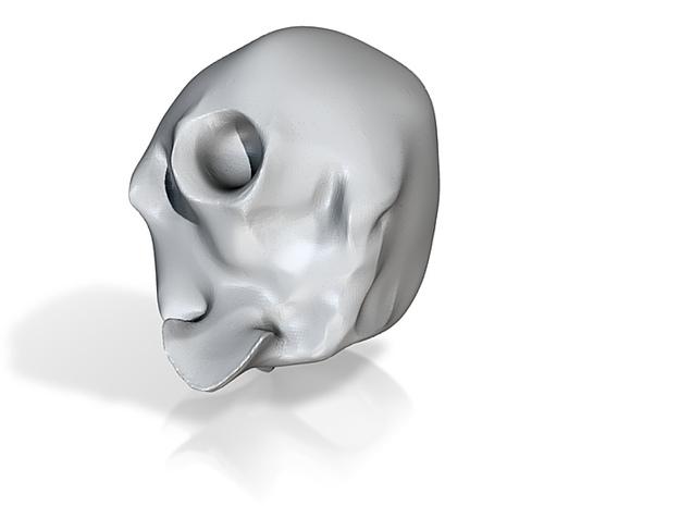 SkullBowl#1 3d printed