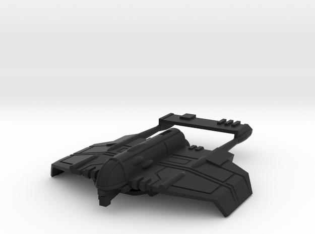 CloakShape Fighter 1/270  3d printed