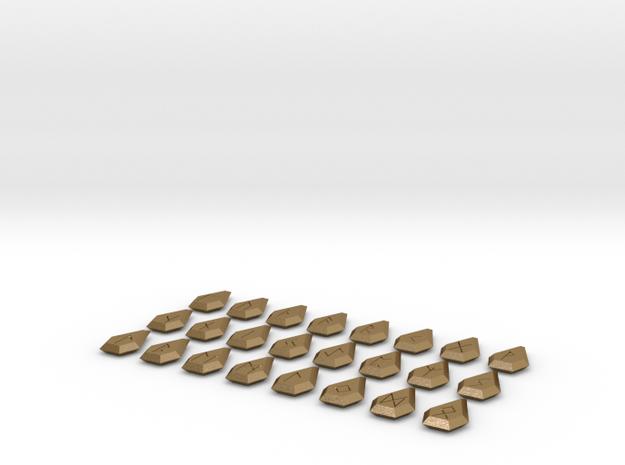 Gem Rune Set