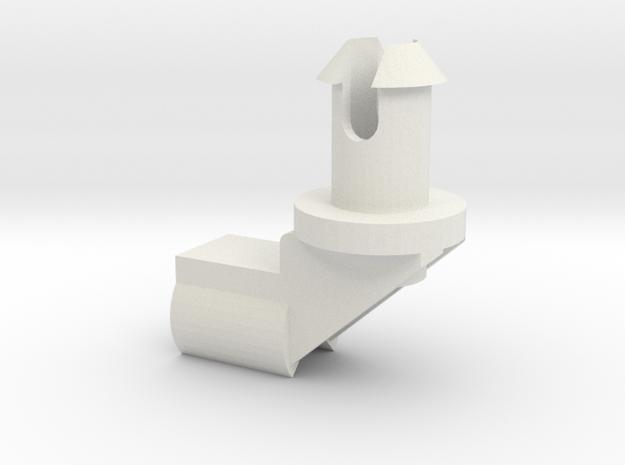 Dishwasher-clip 3d printed