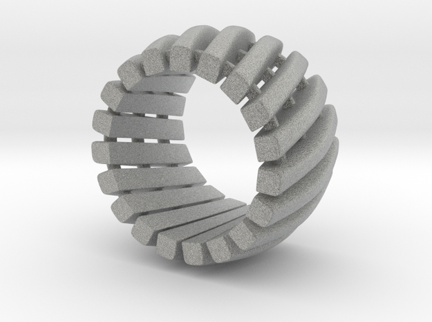 Array Ring Type 2 3d printed