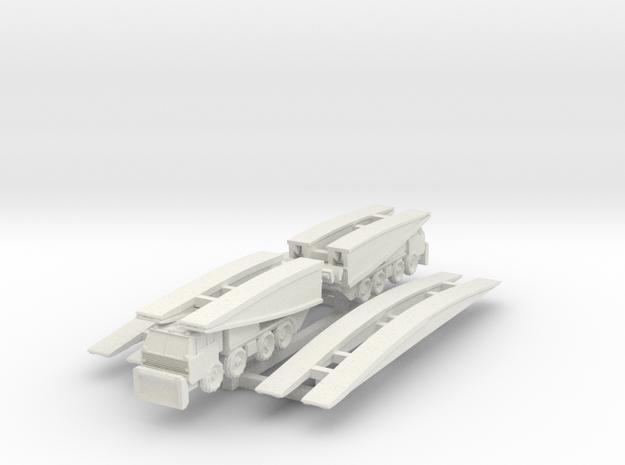 1/300 PM 55 Bridge on Tatra 813 x2 3d printed