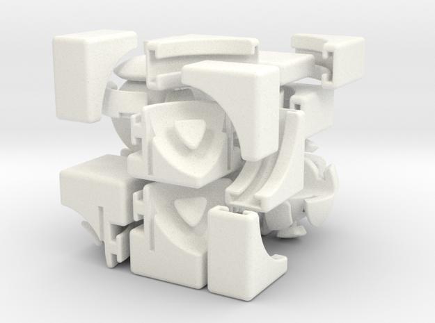 Shift Cube 3d printed