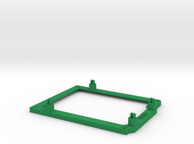 Low desktop stand for Arduino Uno / Leonardo / Yun 3d printed