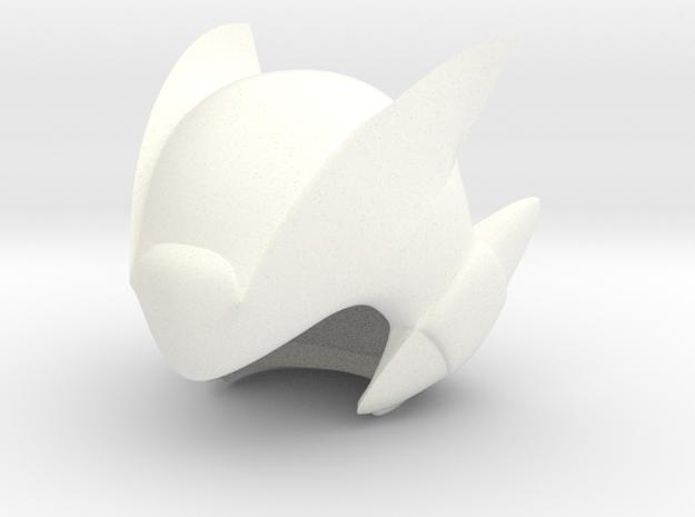 Mega Man Z Helmet 3d printed
