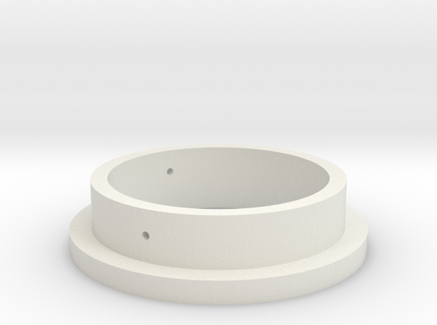 Spacer for Alessandro MS-1000 Modification (MS-1) in White Strong & Flexible