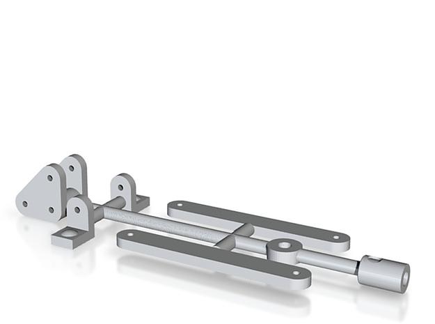 Umlenkung Druck (repariert) 3d printed