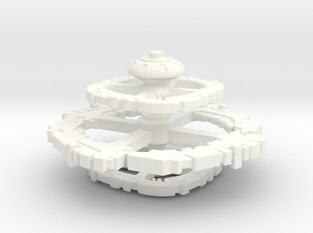 Destra 7 Base 3d printed