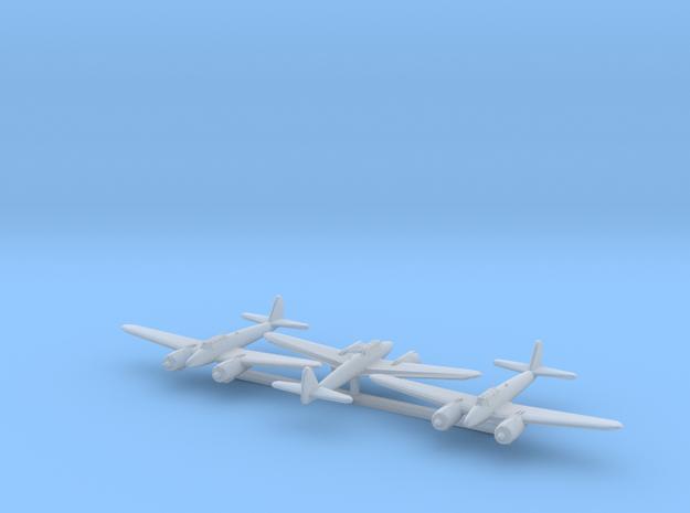 "1/600 Nakajima J1N1 Gekko ""Irving"" in Smooth Fine Detail Plastic"