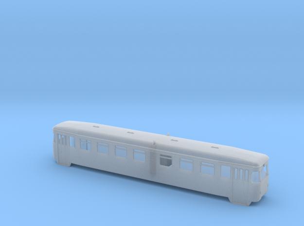 Talbot Triebwagen Zillertal H0 e/m 1:87 3d printed