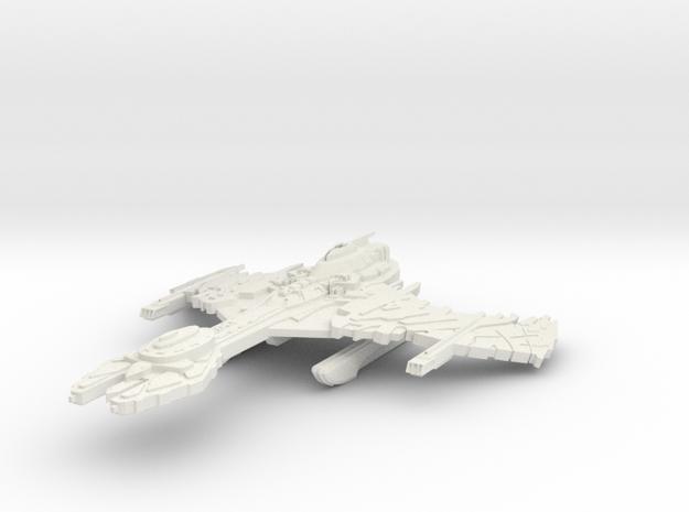 K'Valve Class Battleship 3d printed