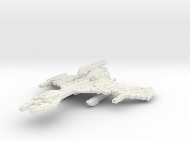 K'Valve Class Deadnought Battleship 3d printed