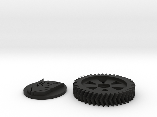 Decepticon Large Extruder Gear Kit 3d printed