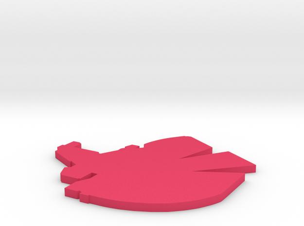 Raider Logo 3d printed