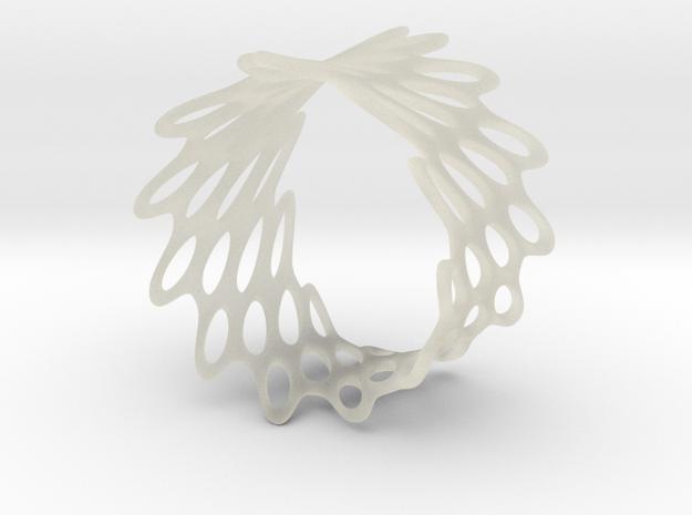 Net Bracelet 3d printed