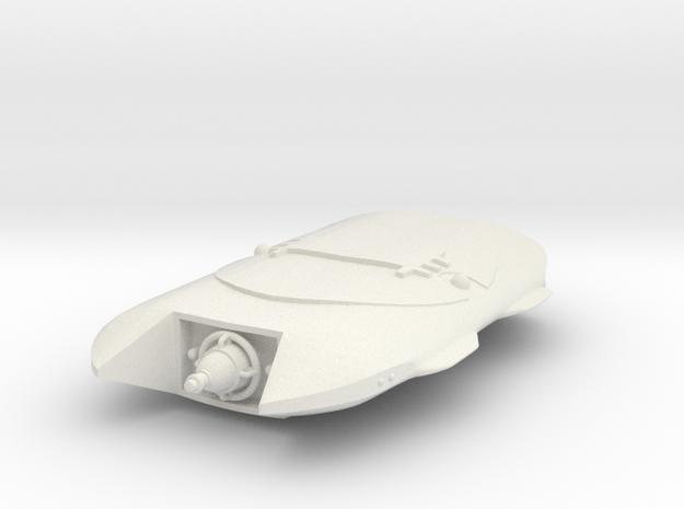 Spacer1999 Alpha's Child in White Natural Versatile Plastic