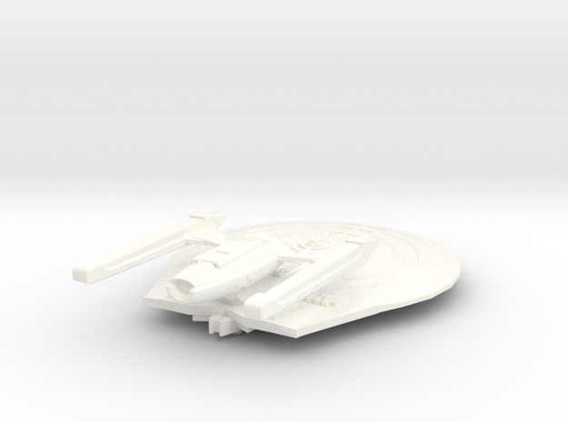 USS Leto (Diaxo Class) 3d printed