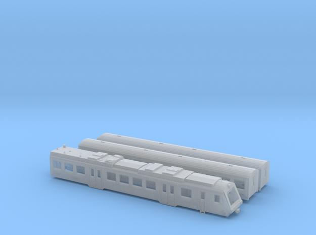ÖBB 4020 in 1zu120 3d printed