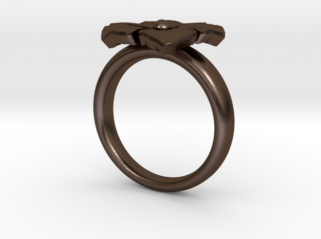 New Ringflower Size5 3d printed