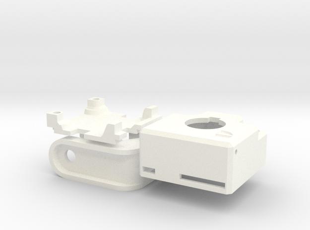 Sony 600TVL Enclosure (PnT-mount) 3d printed