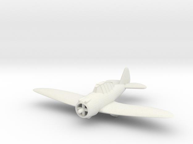 1/200 Seversky P35/J-9 3d printed