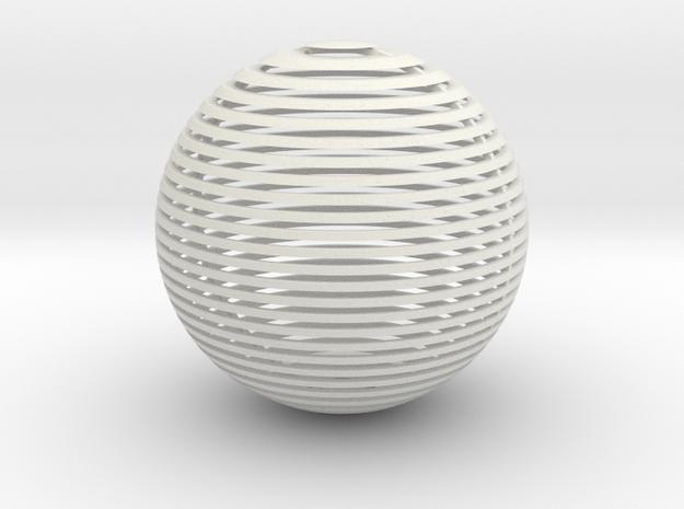 schichtball 3d printed