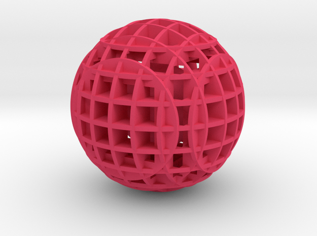 kugerl in kugerl 3d printed