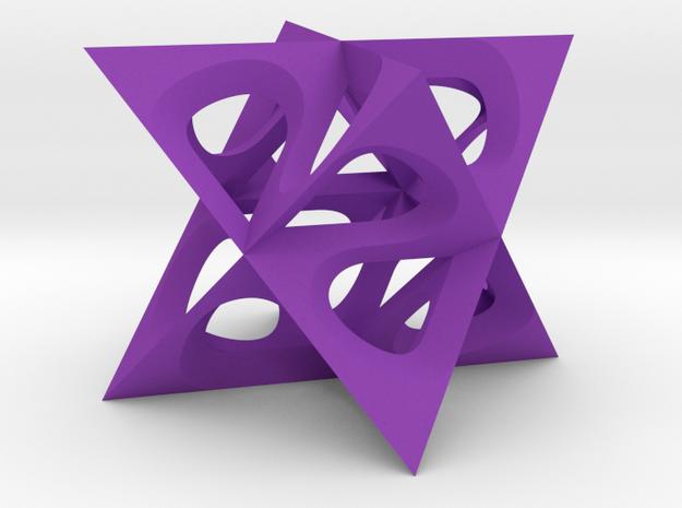 tetrastern varia 3d printed