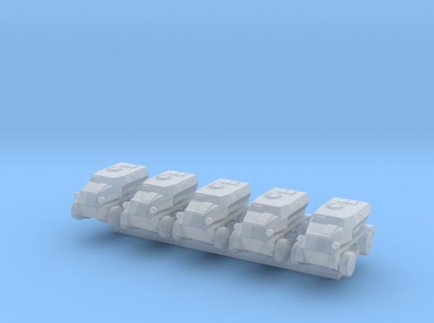 1/300 SdKfz.254 x5 3d printed