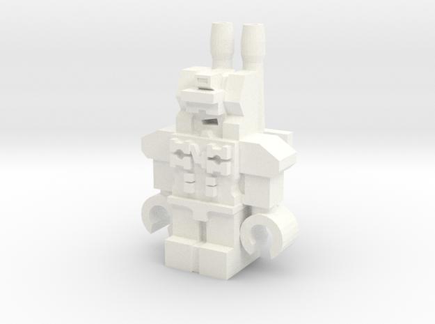 Tremble (handsdown version) 3d printed