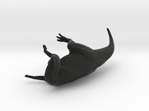 1/40 Parasaurolophus - Dust Bath 3d printed
