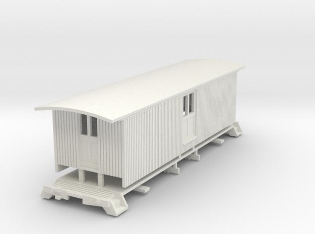 HOn3 30ft Baggage Car B (no windows) 3d printed
