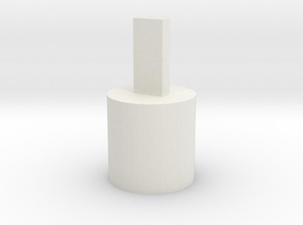 1x Thin FFG to Fat FFG 3d printed