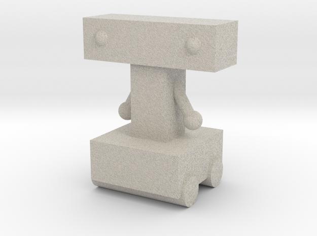 Tim's Robot in Sandstone