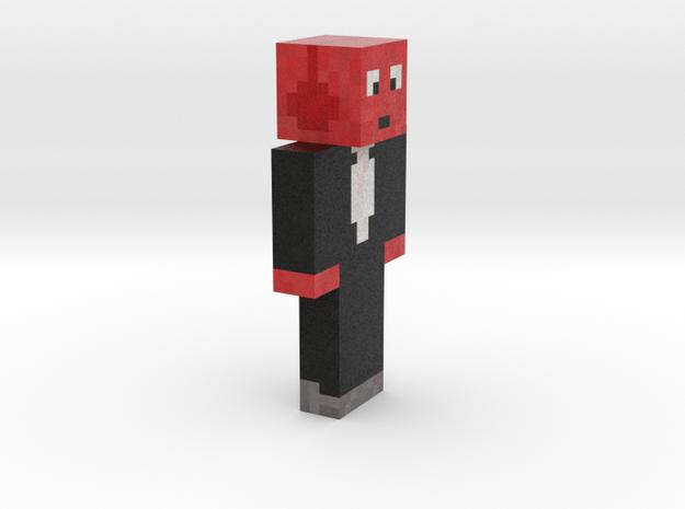 6cm | MinecrafterHypo 3d printed