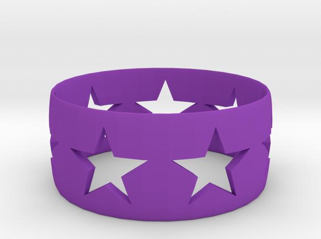 Star Band 3d printed