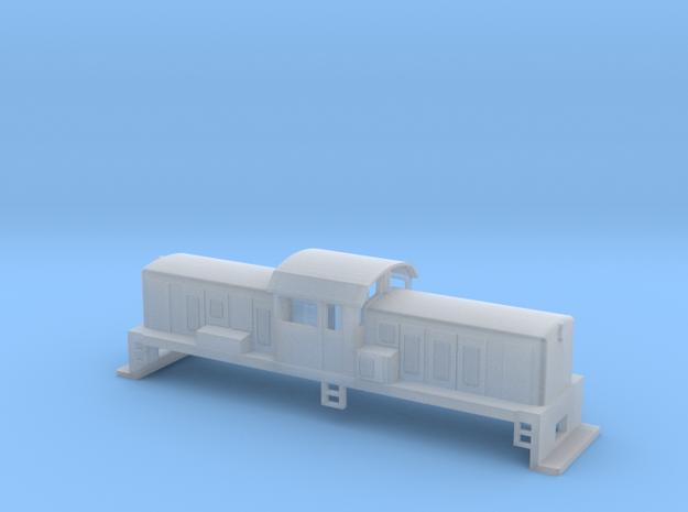 DSC Locomotive, New Zealand, (S Scale, 1:64)